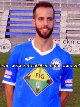 Isidro - Zafra Atlético