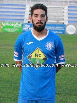 Adrián - Zafra Atlético