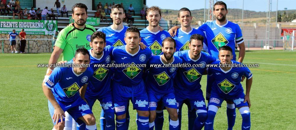 Higuera Cf vs Zafra Atlético