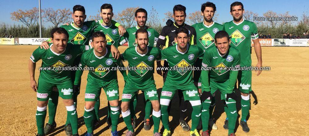 CD Zarceño - UD Zafra Atlético