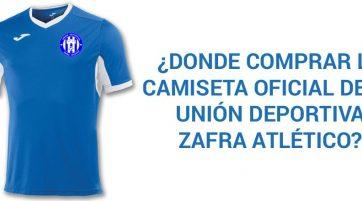 Camiseta Oficial UD Zafra Atlético