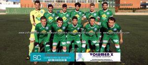 CD San Marcos - UD Zafra Atlético