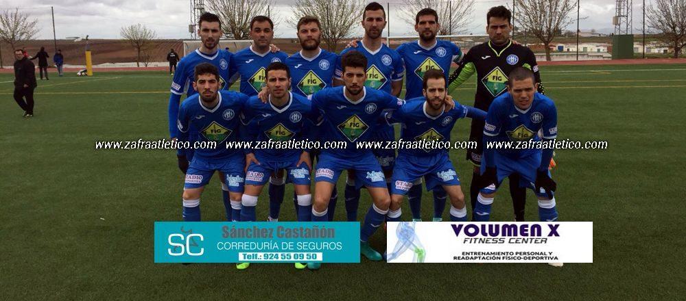 Extremadura C - Zafra Atlético