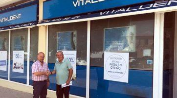 Clínica Vitaldent se convierte en patrocinador del Zafra Atlético B