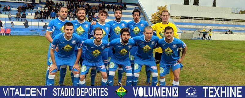 UD Zafra Atlético 3 - 1 UD Fornacense