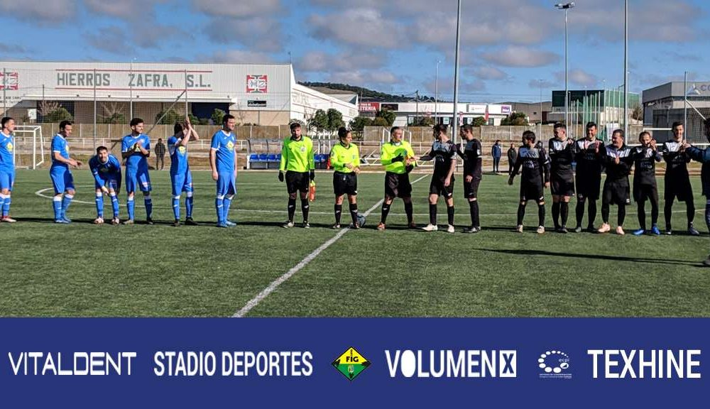 Zafra Atlético B - Athletic Valle