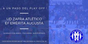 Partido Zafra Atlético - Emérita Augusta