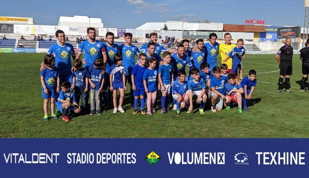 UD Zafra Atlético 1-0 CD San Serván