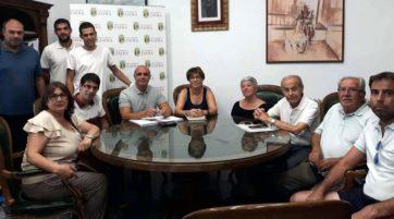 Reunión Ayuntamiento