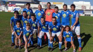 UD Zafra Atlético 8 - 0 CD Nueva Ciudad