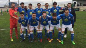Berlanga 0 - 2 Zafra Atlético