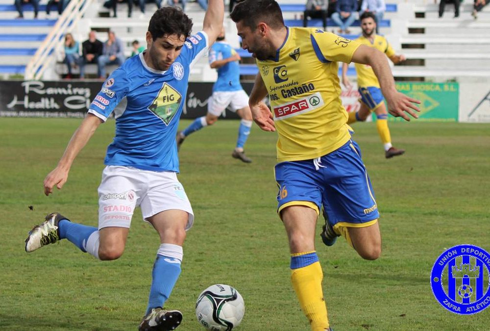 Previa CD Usagre vs Zafra Atlético