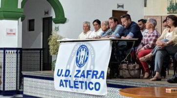 Asamblea de Socios Zafra Atlético