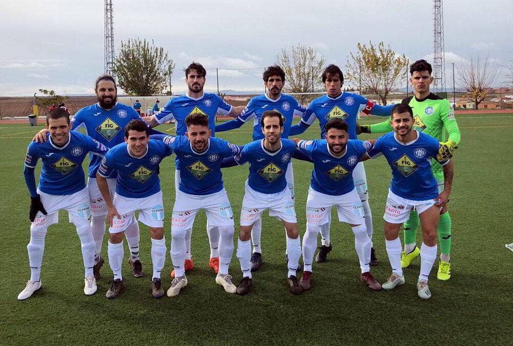 11 Inicial del Zafra Atlético ante el Extremadura C