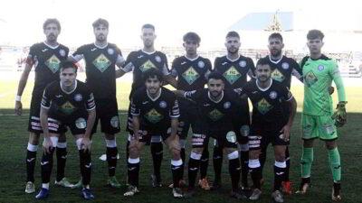11 inicial del Zafra Atlético ante La Estrella