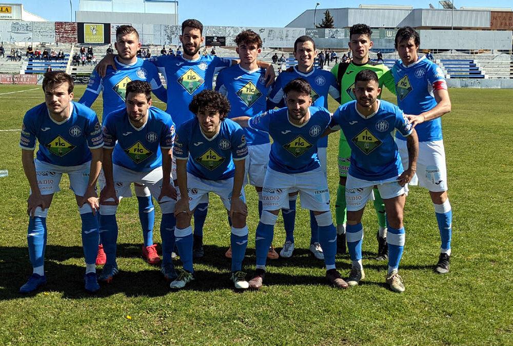11 inicial del Zafra Atlético ante el CD Usagre