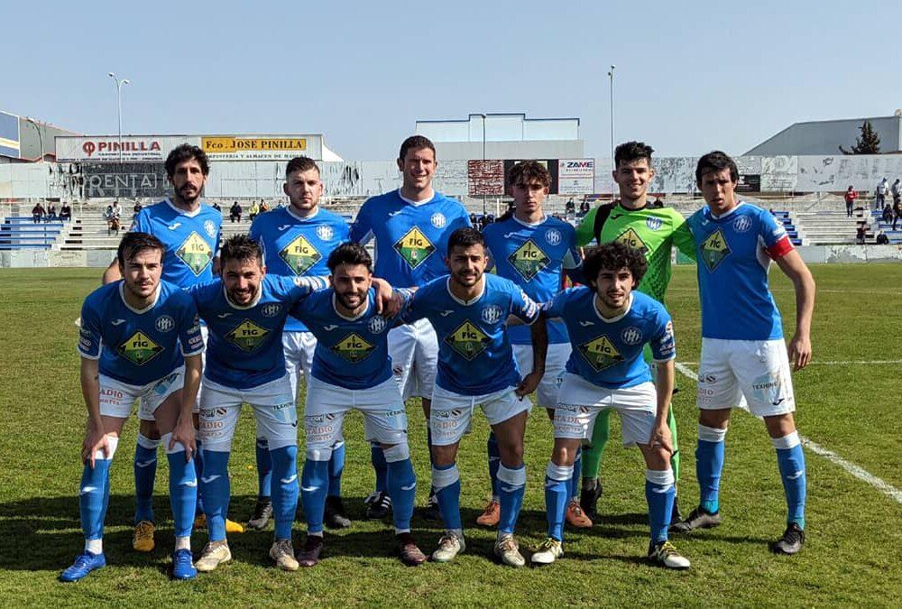11 inicial del Zafra Atlético ante el CD Santa Marta