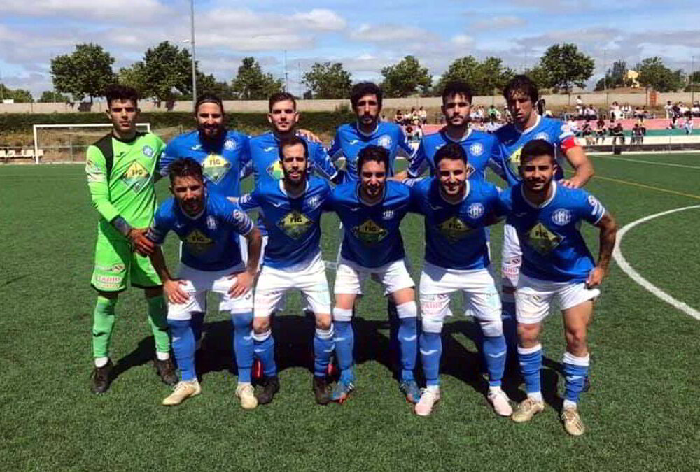 11 inicial del Zafra Atlético ante el Nueva Ciudad