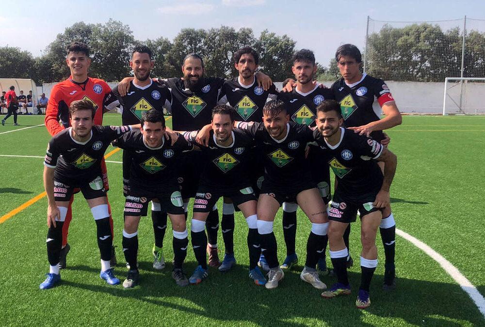 11 inicial del Zafra Atlético ante el CD La Albuera